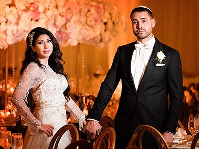 A Persian Wedding Fit For A Princess<